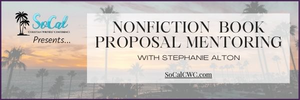 SoCalCWC Presents: Nonfiction book proposal mentoring with Stephanie Alton